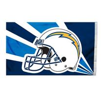 NFL San Diego Chargers Flag with Grommets