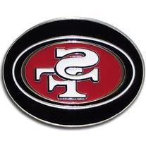 NFL San Francisco 49ers Logo Buckle