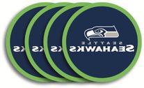 NFL Seattle Seahawks Coasters