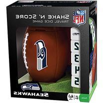 NFL Seattle Seahawks Shake 'n Score Dice Game