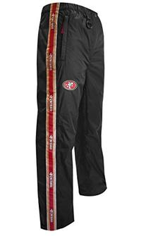 NFL Men's Arctix Tail-Gaiters Ultimate Tailgate Pants 49ers