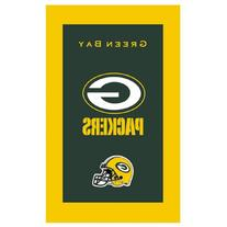 NFL Towel 16Inch X 26Inch White Green Bay Packers
