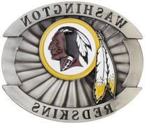 NFL Washington Redskins Oversized Buckle