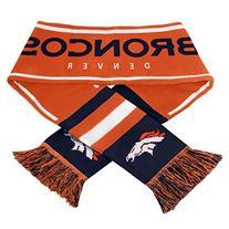 Forever Collectibles NFL Denver Broncos Wordmark Logo Scarf