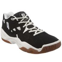 Prince NFS Indoor II, Colors- Black/White, US Shoe Size- 9