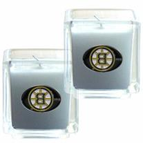 NHL Boston Bruins Scented Candle Set