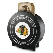 NHL Chicago Blackhawks ProToast MVP Toaster, 10 x 5 x 9.75-