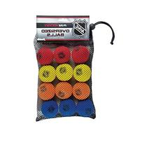Franklin Sports NHL Foam Mini Hockey balls-12 Pack