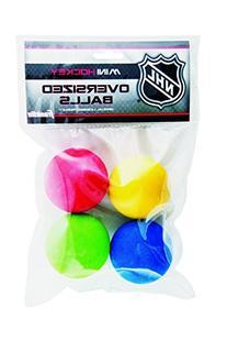 Franklin Sports NHL Oversized Foam Mini Hockey Balls