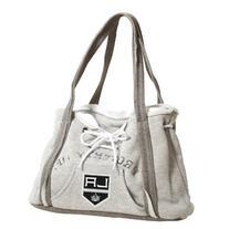 NHL Los Angeles Kings Hoodie Purse, Grey 1