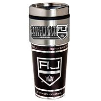 NHL Boston Bruins Metallic Travel Tumbler,  16-Ounce