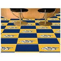 NHL - Nashville Predators Team Carpet Tiles