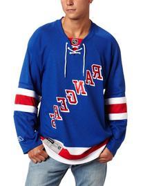 NHL New York Rangers Premier Jersey, Blue, X-Large