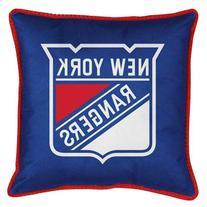 NHL New York Rangers Sideline Pillow