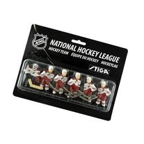 NHL Phoenix Coyotes Table Top Hockey Game Players Team Pack