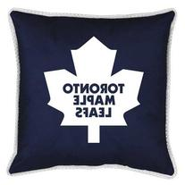 NHL Toronto Maple Leafs Sideline Pillow