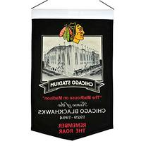 NHL Chicago Blackhawks Stadium Banner