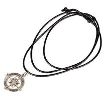 Doinshop New Nice Cute Lovely Compass Pendant Necklace