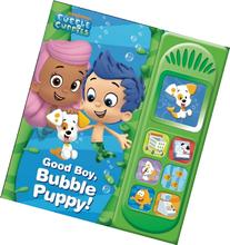 Nickelodeon Bubble Guppies: Good Boy, Bubble Puppy: Play-a-