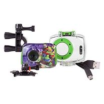 Teenage Mutant Ninja Turtles Action Camera with Accessories