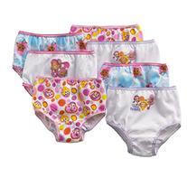Nickelodeon Girls Bubble Guppies Underwear Panties 7pack