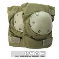 Night Crawler Tactical Knee Pads  - paintball knee pads