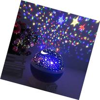 LED Night Lighting Lamp -Elecstars Light up Your Bedroom