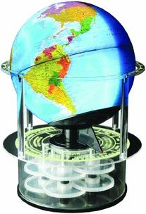 Edu-Toys  Night 'n Day Mechanical Globe