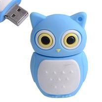 LHN® 8GB Night Owl USB 2.0 Flash Drive
