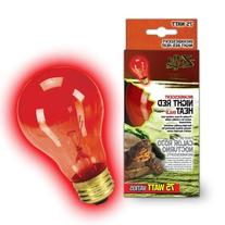Night Red Incandescent Bulb