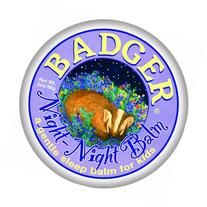 Badger Night-Night Sleep Balm for Kids