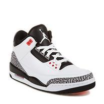 Nike Men's Air Jordan III Retro Infrared 23 Baskeball Shoe,