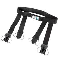 Bauer Senior Garter Belt, Black