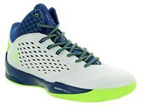 Nike Jordan Men's Jordan Rising High Wht/Ghst Grn/Insgn Bl/