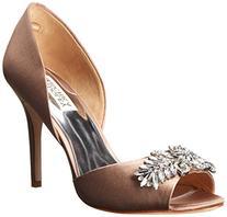 Badgley Mischka Nikki Mid Heel Evening Pumps Women's Shoes