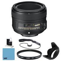Nikon 50mm f/1.8G AF-S NIKKOR Lens for Nikon Digital SLR