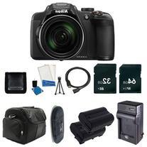 Nikon CoolPix P610 Digital Camera   + Battery + Charger +