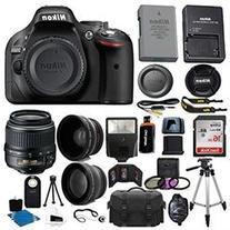 Nikon D5200 24.1 MP CMOS Digital SLR Camera  18-55mm f3.5-5.
