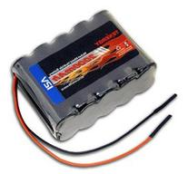 12V Tenergy 2000mAh NiMH Battery Pack with Bare Leads for RC