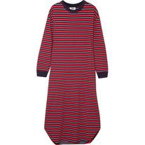 Sleepy Jones Nina striped cotton nightdress