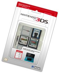 Nintendo 3DS Game Card Case 24 - Clear