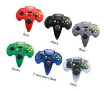 New Nintendo 64 N72 Controller Gray 10 Function Buttons