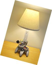 Nintendo History Evolution Sculpture Desk Lamp
