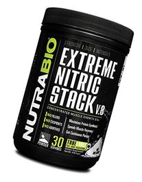 NutraBio Extreme Nitric Stack  - 508.5g