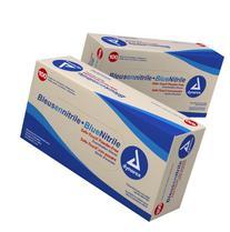 Dynarex Nitrile Exam Glove  Powder Free - X-large, 100 Count