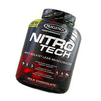 Muscletech Nitrotech Performance Series Chocolate, 4 Pounds