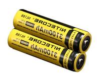 2 Pack Nitecore NL188 3100mAh Protected Rechargeable 18650