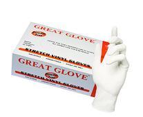GREAT GLOVE NMSTV70010-M-BX Stretch Vinyl Food Service Grade