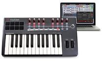 Novation Nocturn 25 USB MIDI Interface Keyboard Controller,