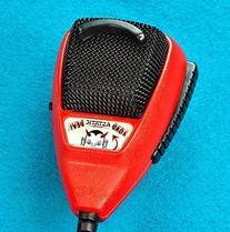 Noise Canceling POWER Mic CB / Ham Radio 4 pin Astatic
